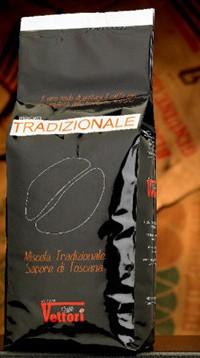 Кофе Vettori Tradizionale зерно 1000 гр.