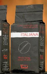 Кофе Vettori Italiana молотый (пакет) 250 гр.