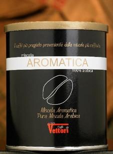 Кофе Vettori Aromatica молотый (банка) 250 гр.