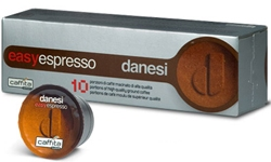 Кофе в капсулах Danesi Caffitaly 10 капсул по 8 гр