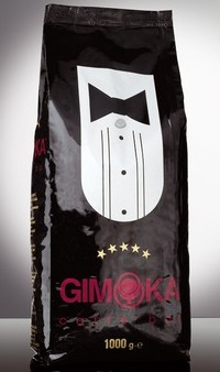 GIMOKA BAR 5 STELLE 1000 гр.