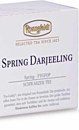 Spring Darjeeling Спринг Дарджилинг весенний сбор NURBONG (НУРБОНГ)