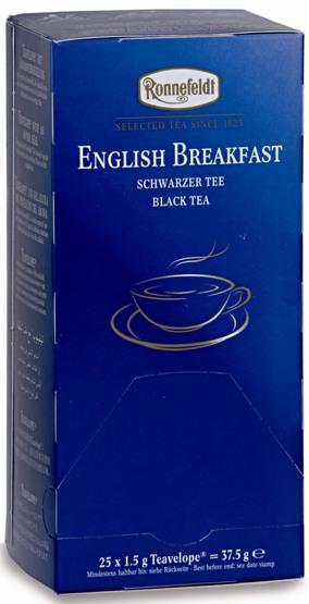 Чай RONNEFELDT English Breakfast Английский завтрак