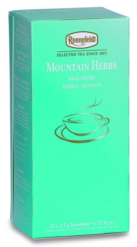 Чай RONNEFELDT Mountain Herbs Горные травы