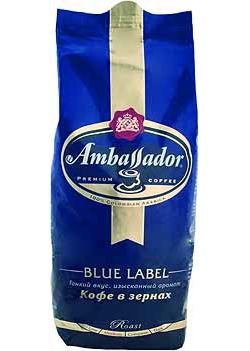 Ambassador Blue Label 1 кг.