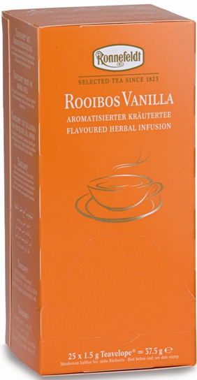 Чай Ronnefeldt Rooibosh Vanilla