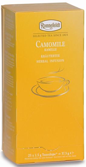 Чай Ronnefeldt Teavelope Camomile Ромашка