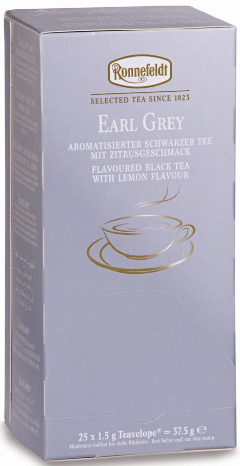 Чай Ronnefeldt  Earl Grey Эрл Грей