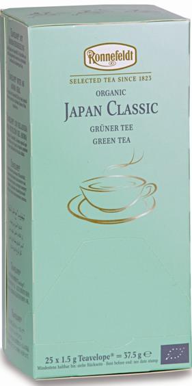 Чай Ronnefeldt Japan Classic Японский классический
