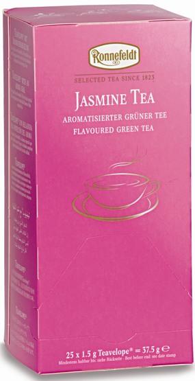 Чай Ronnefeldt Jasmine Жасминовый чай