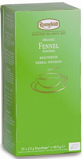 Биочай Ronnefeldt Biotee Fennel Фенхель