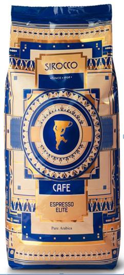 Кофе Sirocco Elite в зернах 1 кг