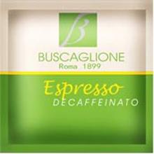 Кофе в чалдах Buscaglione Decaffeinato 50 шт.