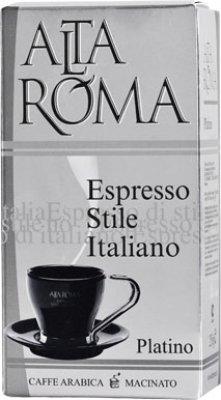 Кофе AltaRoma Platino, молотый, 250г