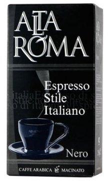 Кофе AltaRoma Nero, молотый, 250г