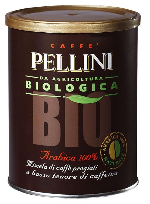 Кофе Pellini BIO молотый