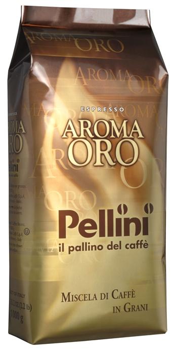 Кофейные смеси Pellini ORO GUSTO INTENSO