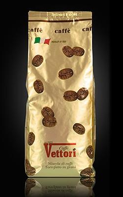 Кофе Vettori ORO зерно 1000 гр.