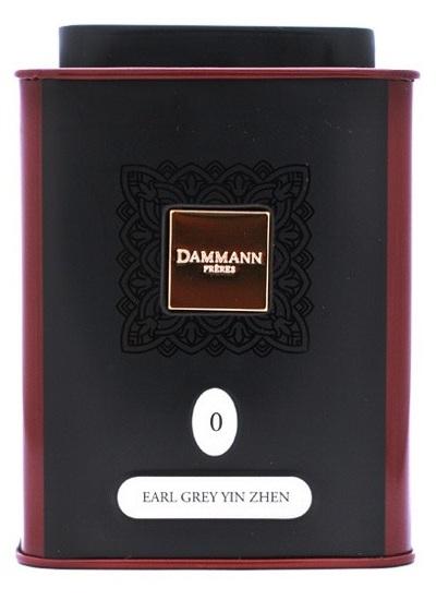 Чай Dammann Earl Grey Yin Zhen / Чай Дамманн Эрл Грей Йень Жень, 100 гр.