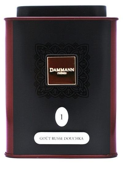 Чай Dammann Gout Russe / Чай Дамманн Русский вкус Душка, 100 гр.