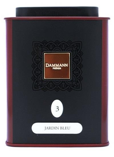 Чай Dammann Jardin Bleu / Чай Дамманн Голубой сад, 100 гр.