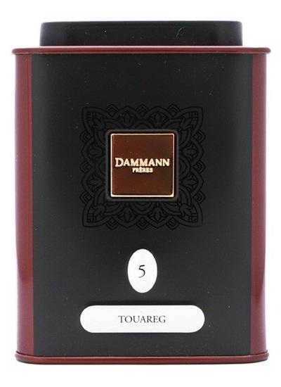 Чай Dammann Vert Menthe Touareg / Чай Дамманн Зеленый с мятой Туарег, 90 гр.