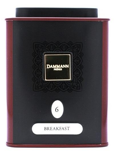 Чай Dammann Breakfast / Чай Дамманн Завтрак, 100 гр.