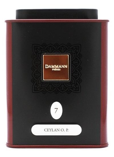 Чай Dammann Ceylon O.P. / Чай Дамманн Цейлон О.Р., 100 гр.