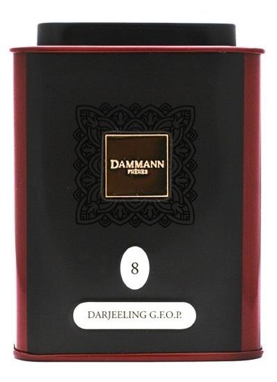 Чай Dammann Darjeeling GFOP / Чай Дамманн Дарджилинг GFOP, 100 гр.