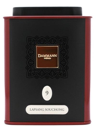 Чай Dammann Lapsang Souchong / Чай Дамманн Лапсанг Сушонг, 100 гр.