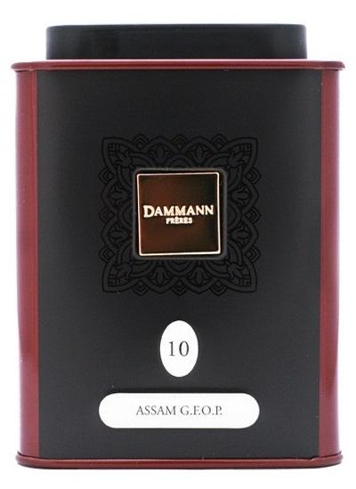 Чай Dammann Assam GFOP / Чай Дамманн Ассам GFOP, 100 гр.