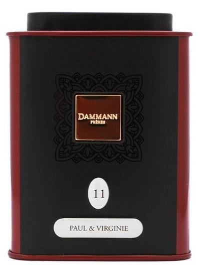 Чай Dammann The Paul et Virginie / Чай Дамманн Поль и Вирджиния, 100 гр.