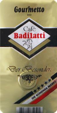 Badilatti Gourmetto, в зернах, 250 гр