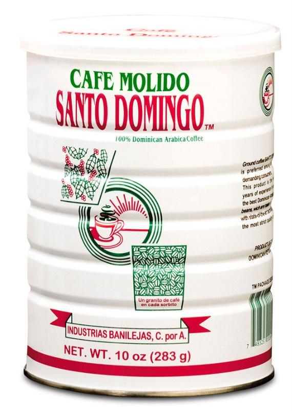 Кофе Santo Domingo Санто Доминго 283 гр.