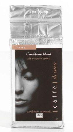 кофе Casa Rinaldi Carribian blend кофе Каза Ринальди Карибские острова 250 гр.