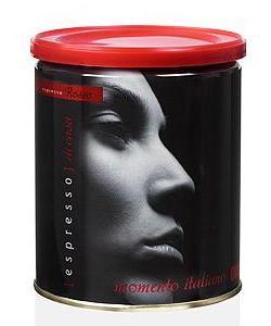 кофе Casa Rinaldi  Espresso Rosso кофе Каза Ринальди Эспрессо Красный 250 гр.