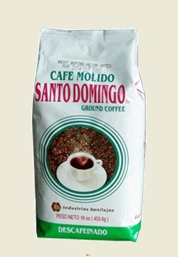 Santo Domingo Decaffeinato
