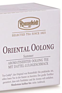 Чай Ronnefeldt Улун Восточный Oriental Oolong