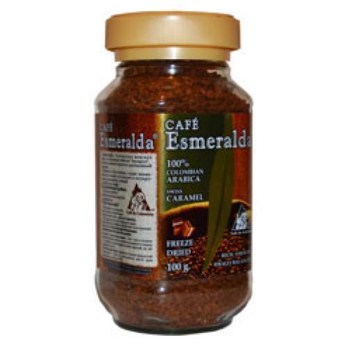 Esmeralda Швейцарская карамель