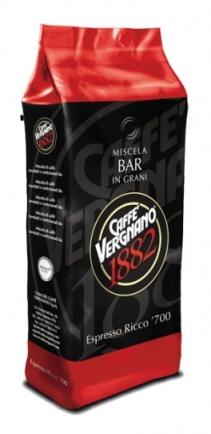 Кофе Вергнано ESPRESSO RICCO 700