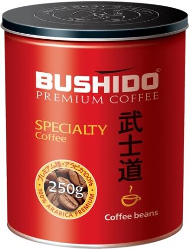 Bushido Specialty в зернах