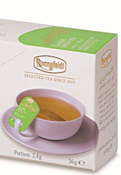 CLASSIC GREEN TEA Зеленый чай