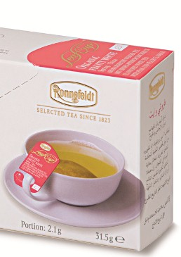 FRUITY WHITE Душистый белый чай