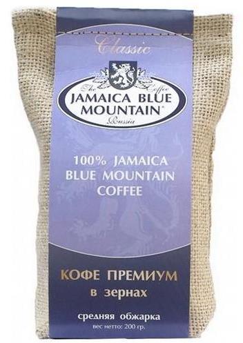 Кофе Ямайка Голубая Гора