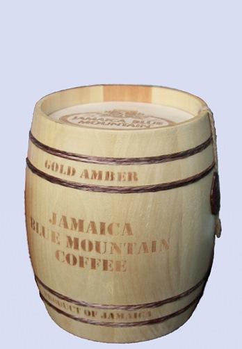 Кофе в подарочном бочонке