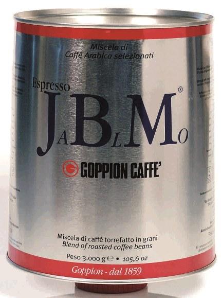 Кофе JaBlMo  ДжаБлМо в зернах