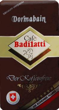 Badilatti Dormabain, в зернах, 250 гр