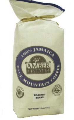 Jamaica Blue Mountain Amber Estate
