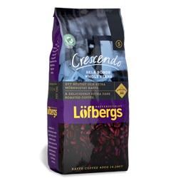 Lofbergs Crescendo в зёрнах, 400 гр.