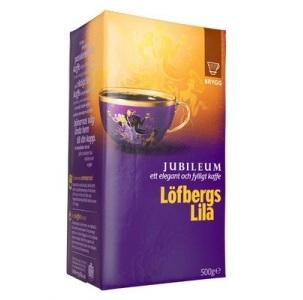 Lofbergs Jubilee молотый, 500 гр.